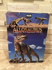 Allosaurus: A Walking with Dinosaurs (Dvd, 2001)