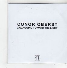 (FL850) Conor Oberst, Zigzagging Toward The Light - 2014 DJ CD