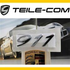 """NEU+ORIG. Porsche 997 """"911"""" Schriftzug/Logo verchromt für Motorhaube/Heckdeckel"""