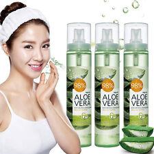 FruitWorld Aloe Vera 98% Soothing Moisture Gel Mist 125ml x 3ea Spray Type Korea