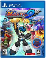 PLAYSTATION 4 PS4 VIDEO GAME MIGHTY NO. 9 NINE BRAND NEW AND SEALED