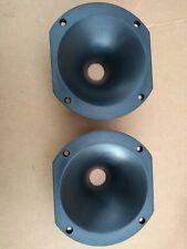 """2 x OEM 1"""" Horns - Speaker - High Frequency Driver Horns"""