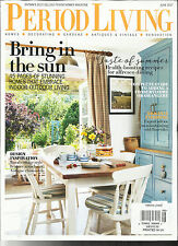 PERIOD LIVING,   JUNE, 2017  ( BRITAIN'S BEST SELLING PERIOD HOMES MAGAZINE )
