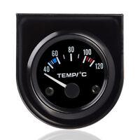 52 mm Thermomètre Jauge Température Eau Aiguille Voiture 40-120 ℃ G