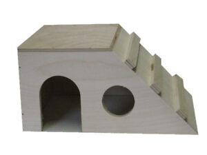 Nagerhaus - Meerschweinschenhaus - Kleintierhaus - Rattenhaus - Häuschen