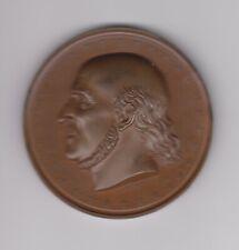 1852 Deutschland Personenmedaille Carl Morgenstern (1770-1852)