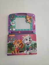 Paw Patrol Storybook And Magnetic Drawing Pad Factory Sealed