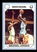 Michael Jordan 1990 North Carolina Collegiate Collection #44 (I)