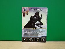 Dice Masters Promo - Drow Assassin