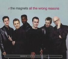 The Magnets All the wrong reasons (2001) [Maxi-CD]