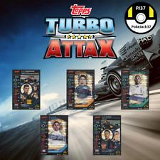 Formula 1 Turbo Attax Foil Cards (142/173)