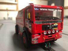 Avantslot 50401 - MAN Truck - Exact - No.501 - RAID - Dual Motor - 1:32