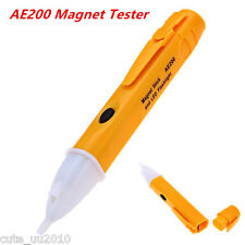 Car Magnet Tester Non-Contact Pen Magnetic Field Tester Stick Tool For CarRepair