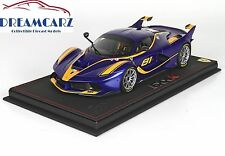 BBR Ferrari FXX K 1/18 P18119O - Deluxe with Display Case - Limited 24 pcs