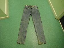 "VINTAGE LEVI'S 501 - 0109 Straight Jeans W 36"" L 36"" imbiancare Jeans Da Uomo #16"