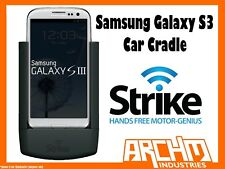 STRIKE ALPHA SAMSUNG GALAXY S3 CAR CRADLE - IN-BUILT CHARGER PROTECT HOLD