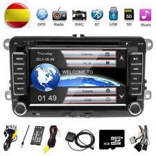 AUTORADIO 2 DIN DVD NAVI GPS BLUETOOTH Für VW GOLF 5 PASSAT TOURAN TIGUAN POLO