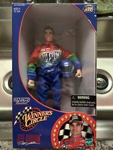 Jeff Gordon NASCAR Starting Lineup Winners Circle Action Figure Lot 2000 1999