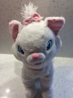 DISNEY STORE ARISTOCATS MARIE PLUSH SOFT FLUFFY TOY CAT KIDS CHILDRENS GIFT