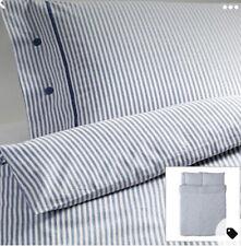 Ikea Nypronrose Full/Queen Duvet Set With 2 Pillow Shams
