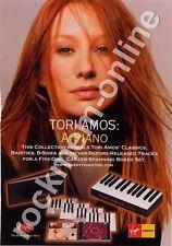 Tori Amos A Piano LP Advert
