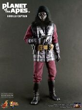 Figurine Hot Toys Planet Of The Apes  Gorilla Captain.  édition Limited