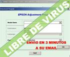 Reset Epson WF2750, WF2760,  reset waste ink counter 100   1Pc key  emailed