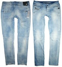 G-Star Womens Jeans W-31 L-34 Roadie Tapered Track Wash Stretch Skinny Fit new