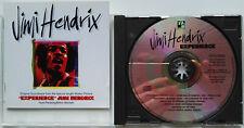 JIMI HENDRIX Experience Soundtrack live CD UK PDO 1995 Beatles Led Zeppelin ACDC