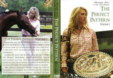 Perfect Pattern Charmayne James Barrel Racing Vol. 1 Instruction DVD