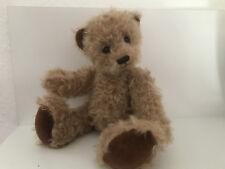 Teddybär aus Mohair handgefertigt unbespielt beweglich 27cm Teddy Bear handmade