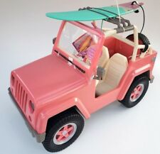 "Our Generation Doll 4x4 Electronic ""Og Off Roader"" Jeep 18"" American Girl Dolls"