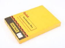 KODAK 4X5 VERICHROME PAN FILM PACK, EXPIRED NOV 1958 SOLD FOR DISPLAY/lon/195080