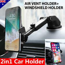 Universal 360° Rotation Car Windshield Mount Holder Cradle For Mobile Phone GPS