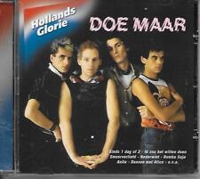DOE MAAR - Hollands Glorie CD Album 16TR Nederpop 2004 (CNR) RARE!