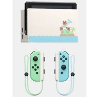 Nintendo Switch Animal Crossing Charging Dock and Joy-Con Set New Horizons