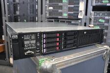 HP DL380 G6 2x Intel X5560 2.80Ghz Quad Core XEON CPU P410i/256MB RAID 2xPS