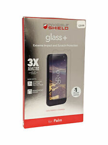 ZAGG Screen Protector for Palm Companion InvisibleShield (Glass+) Tempered