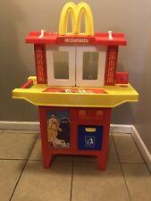 McDonald's Kitchen Drive Thru Playset Rare