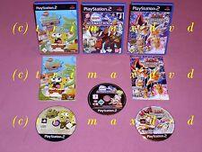 3x PS2 _Spongebob Schwammkopf Dutchman & Naruto Ninja 2 & Yu-Gi-Oh Kapselmonster