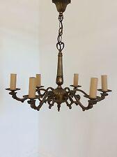 Antique Style Brass Chandelier