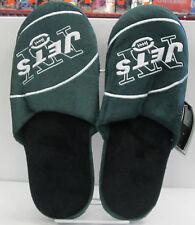 New York Jets Split Color Slide Slipper Medium