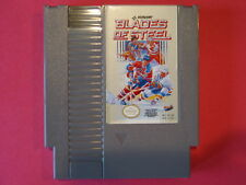 BLADES OF STEEL HOCKEY ORIGINAL GAME NINTENDO SYSTEM NES HQ