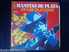 VINYL LP - MANITAS DE PLATA ET LOS PLATEROS - CBS80680