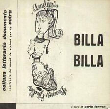 BILLA BILLA amelia (l'intellettuale) donna giulia .. EP Cetra - SIGILLATO sealed