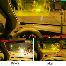 HD UV Anti-Glare Auto Car Sun Visor Flip Shield Day and Night Vision Universal