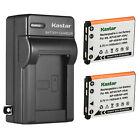 Kastar Battery Wall Charger for Fuji NP-45 NP-45A Fujifilm FinePix XP140 Camera
