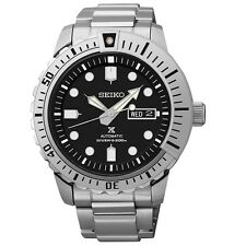 Seiko Prospex SRP585 K1 Silver with Black Dial 200m Automatic Men's Divers Watch