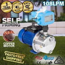 CENTAURUS Jet Water Pump High Pressure Automatic Self Priming - 1600W 6480LPH