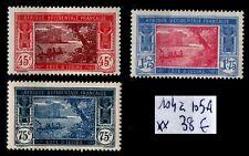 COTE D'IVOIRE : Série 104 à 105A, Neufs ** = Cote 42 € / Lot Timbres COLONIES